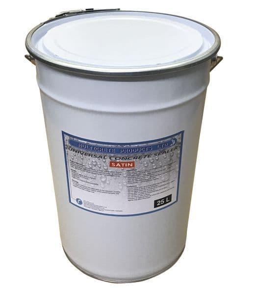 Universal Concrete Sealer - Satin (25Ltr)