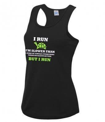 """Turtle"" technical running vest"