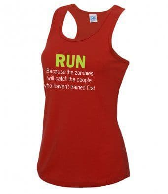 """""""Zombies"""" technical running vest"""