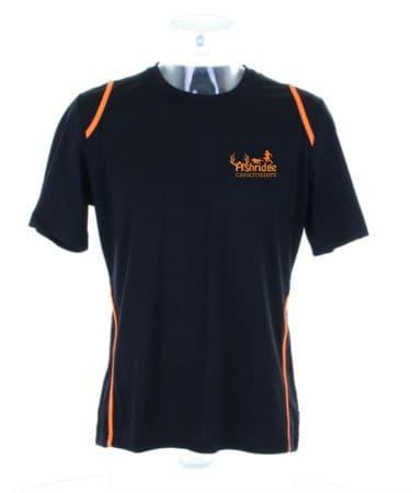 Ashridge T-shirt Black