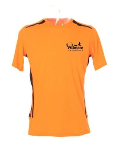 Ashridge T-shirt Orange
