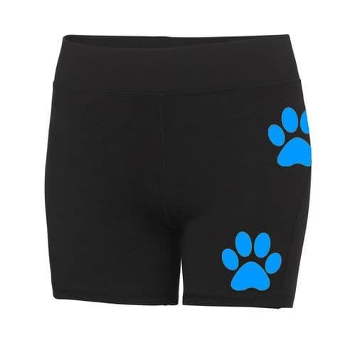 Barking Mad Compression Shorts