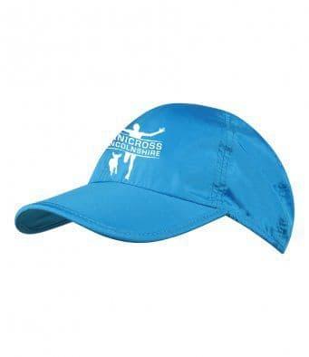 Canicross Lincolnshire cool ultralight cap