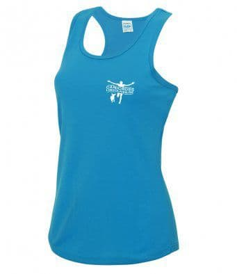 Canicross Lincolnshire technical vest