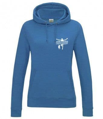 Canicross Lincolnshire  Women's Hoodie