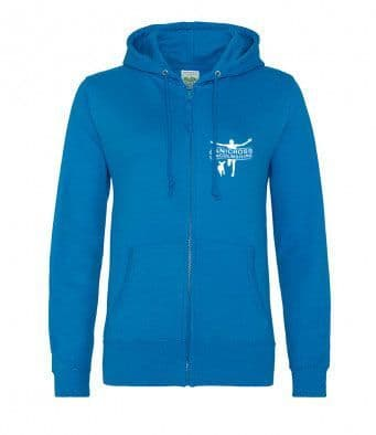 Canicross Lincolnshire  Women's  Zip Hoodie