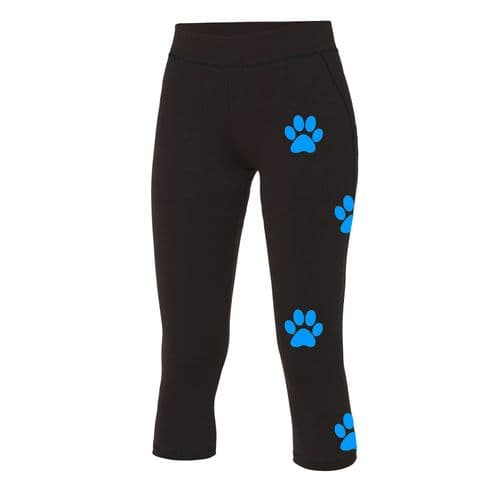 Canicross Striders Capri Leggings