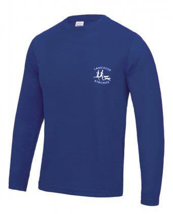 Canicross Striders Long T-Shirt