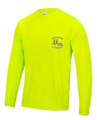 Canicross Striders Reflective Long T-Shirt