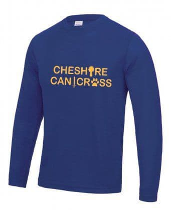 Cheshire Canicross Long T-Shirt