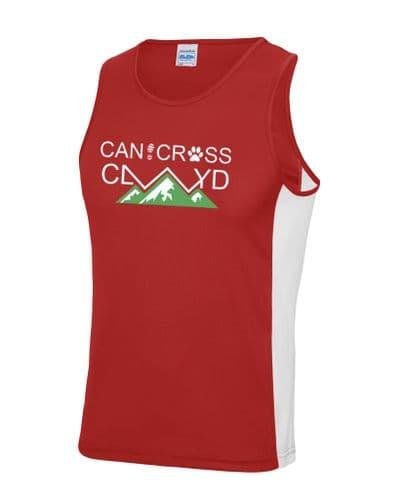 Clwyd Contrast Vest