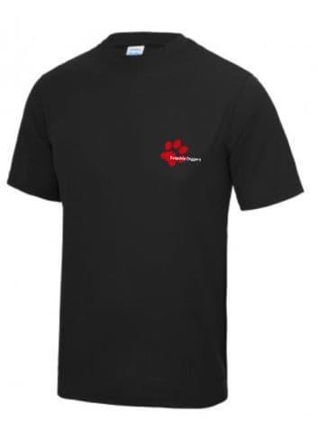 Deepdale Doggers tech t-shirt