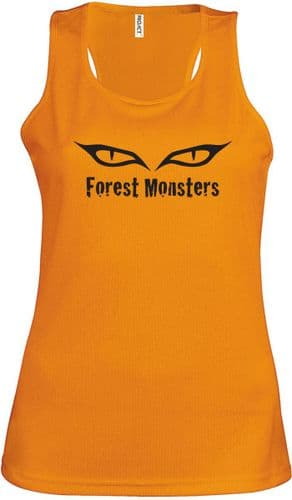 Forest Monsters Vest