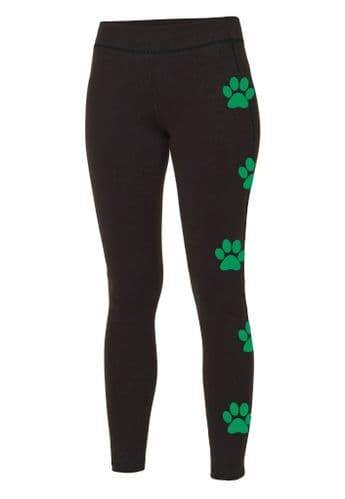 Forest of Dean Canicross ladies Leggings
