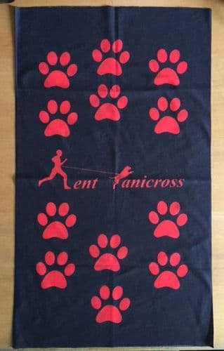 "Kent Canicross ""buff type"" scarf"