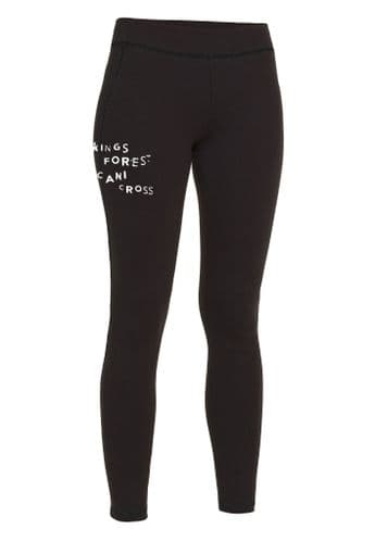 Kings Forest Leggings with reflective paw prints