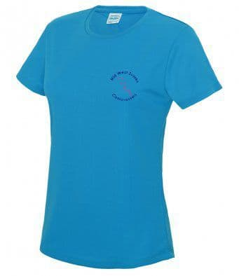 Mid West Sussex Canicrossers tech t-shirt