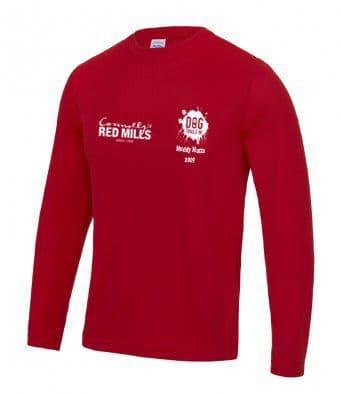 Muddy Mutts 2019 Mens long sleeve team t-shirt