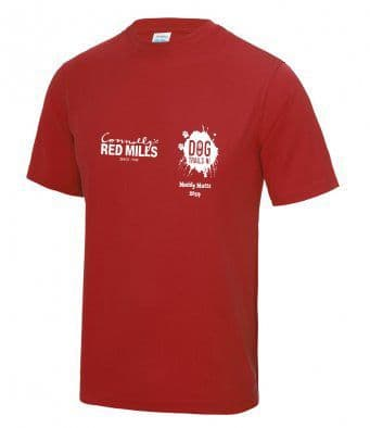 Muddy Mutts 2019 Mens short sleeve team t-shirt