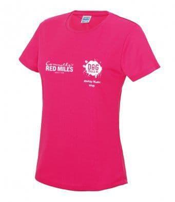Muddy Mutts 2019 Women's short sleeve team t-shirt