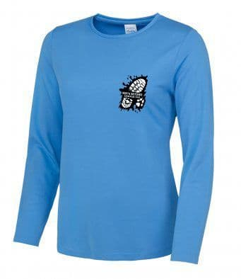 North Wiltshire Canicross Long Sleeved T-Shirt