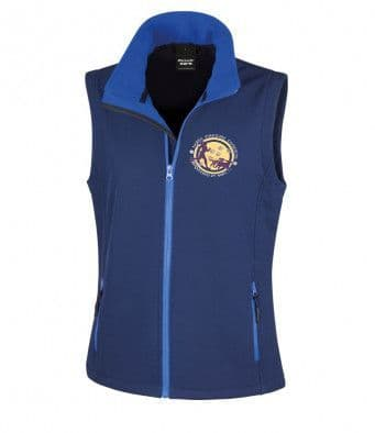 North Yorkshire Canicross Soft Shell Body Warmer