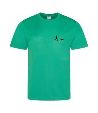 Pennine Canicross tech t-shirt