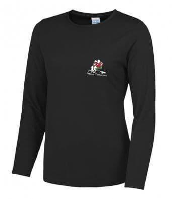 Powys Canicross  Long T-Shirt