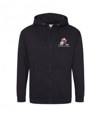 Powys Canicross Zip Hoodie