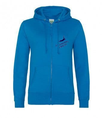 Rickinghall Runners Ladies Zip Hoodie