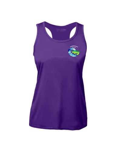 South Downs Womens Vest