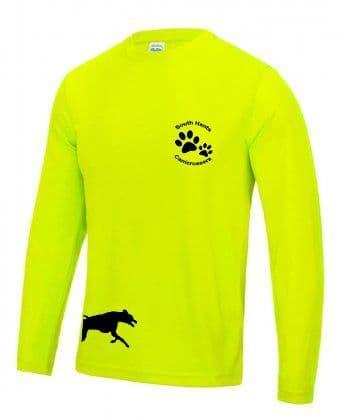 South Hants Long Sleeve Unisex Technical T-Shirt