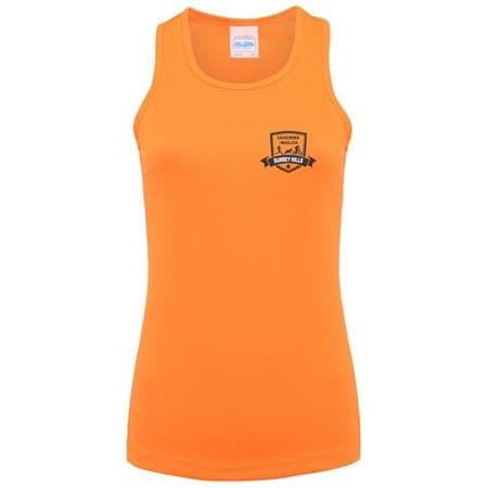 Surrey Hills Orange Vest