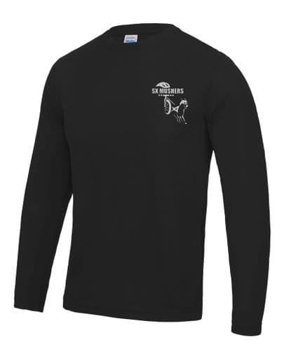 SX Mushers Long Sleeve Technical T-shirt
