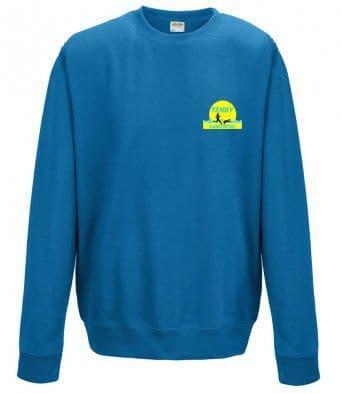 Tenby Canicross Unisex Sweatshirt