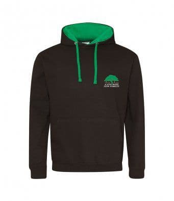 Unisex Canicross New Forest Hoodie