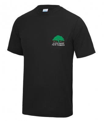 Unisex Canicross New Forest Technical T-shirt