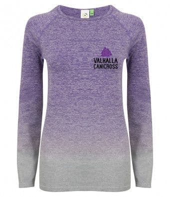 Valhalla Canicross women's long sleeve t-shirt
