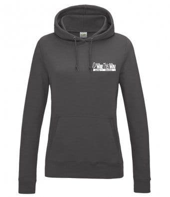 Wag This Way Ladies Hoodie