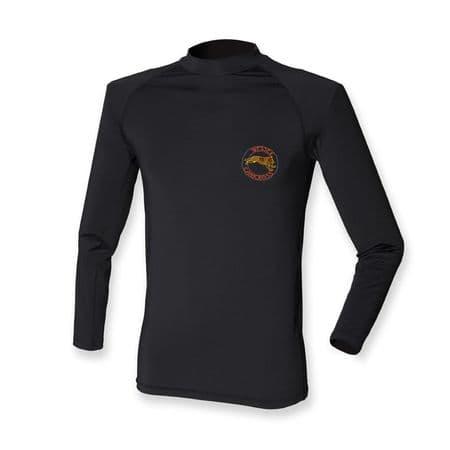 Wessex Unisex Long Sleeve Tech T-shirt