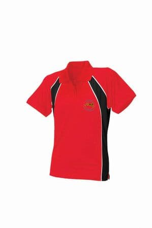 Wessex Women's Contrast Technical Polo Shirt