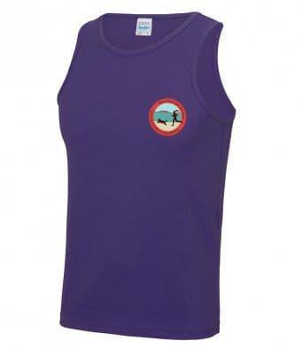 West Glamorgan Canicross Technical Vest