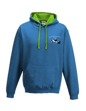 Wild West Contrast hoodie