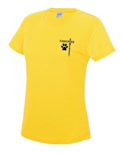 womens Somerset t-shirt