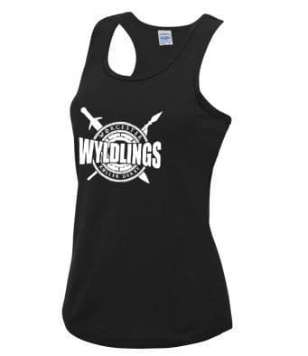 Worcester Wyldlings Black Technical Vest