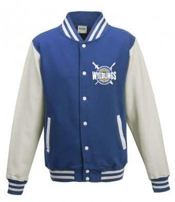 Worcester Wyldlings Varsity Jacket