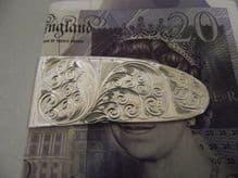 Game Sidelock Money Clip