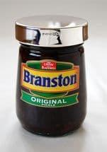 Silver Branston Pickle Lid