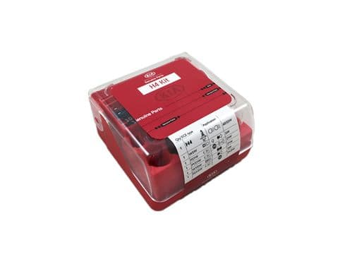 Kia H4 Spare Bulb & Fuse Kit