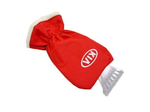 Kia Ice Scraper With Glove
